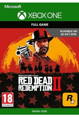 Red Dead Redemption 2 Ultimate Edition Xbox One Dijital Oyun
