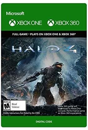 Halo 4 Xbox One Dijital Oyun