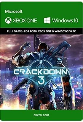 Crackdown 3 Xbox One / Windows 10 Dijital Oyun