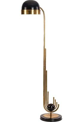 Tsd Dekorasyon Metal Ayaklı Lambader Swan