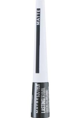 Maybelline New York Master Ink Mat Siyah Eyeliner