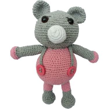 Ayı Teddy Yapımı Amigurumi - #1 (Crochet Amigurumi Teddy Bear ... | 375x375