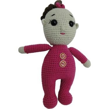 Amigurumi Minik Bebek Yapılışı-Amigurumi Little Doll Pattern | 375x375