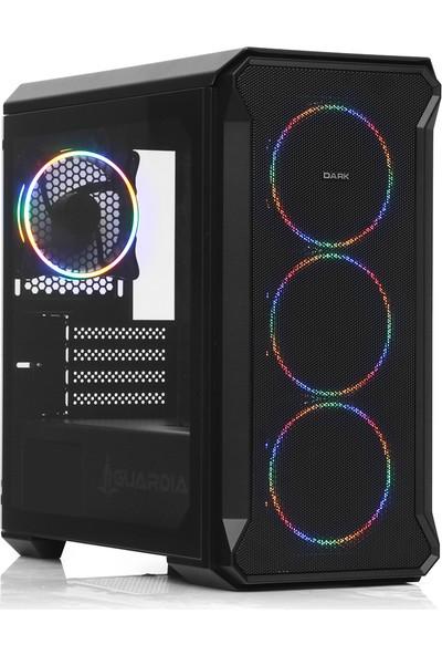 Teknobiyotik HB9402-2 Intel Core i5 9400F 16GB 480GB SSD RX5500 XT Freedos Masaüstü bilgisayar (DK-PC-HB9402-2)