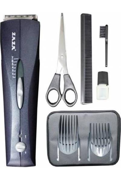 Zaza De Luxe Kablolu/Kablosuz Şarjlı Saç Kesme Makinesi