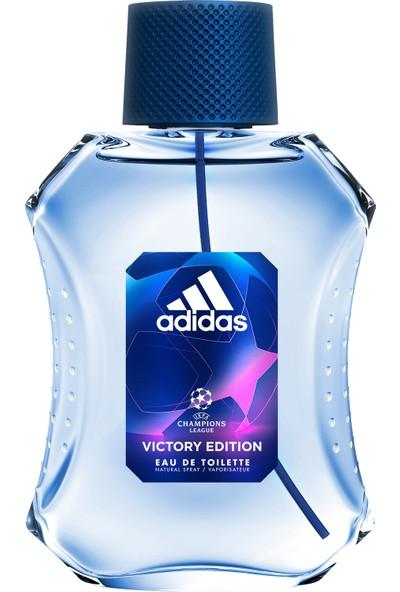 Adidas UEFA 5 Champions League Victory Edition Edt Erkek Parfüm 100 ml