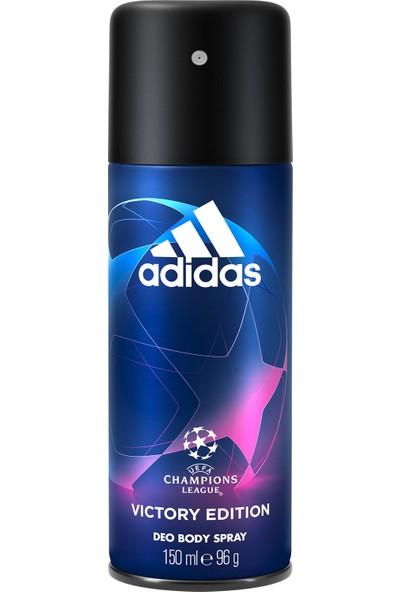 adidas UEFA V Male Deo 150 ml (YENİ)