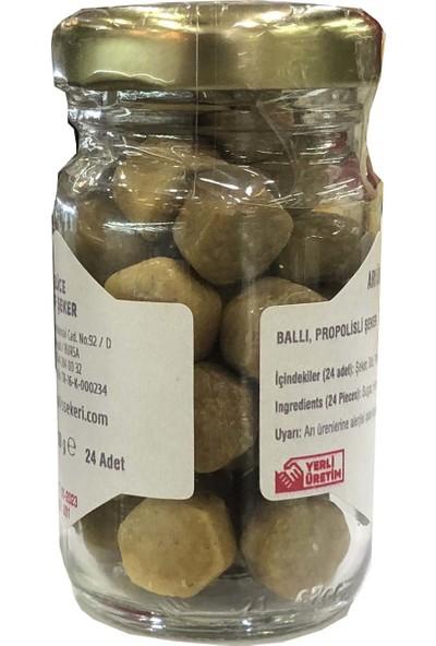 Propolis Şekeri Arı Ürünü Ballı Propolisli Şeker 24'lü 30 gr