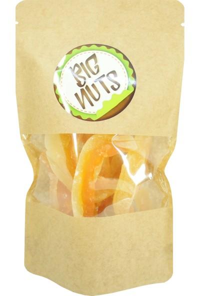 Big Nuts Kurutulmuş Kavun Cantaloupe Kurusu 1 kg