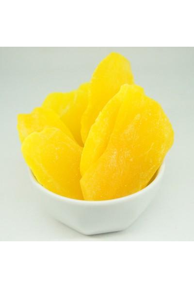 Big Nuts Mango Kurusu Tropikal Kurutulmuş Meyve Sarı 1 kg