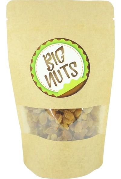 Big Nuts Kurutulmuş Çekirdeksiz Sarı Kuru Üzüm Kurusu 1 kg