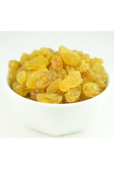 Big Nuts Altın Sarı Kuru Üzüm Kurutulmuş İri Boy Çekirdeksiz 1 kg