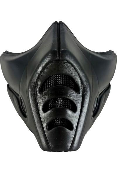 Quxart Sub-Zero Cosplay Maske