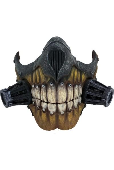 Quxart Immortan Joe Cosplay Maske