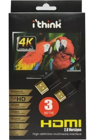 Ithink Hdmı Kablo - 3m