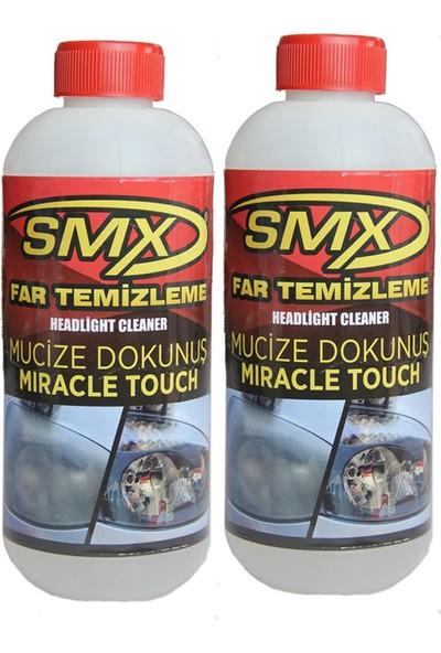 Smx Buharlı Far Temizleme Sıvısı 2 lt
