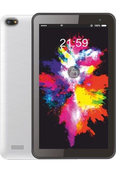 "Concord C-708 7"" 16GB 3G IPS Tablet Gri"