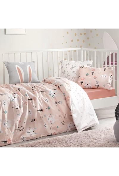 Yataş Bedding Bunny Bebek Ranforce Nevresim Takımı
