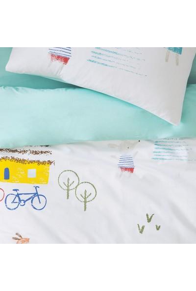 Yataş Bedding Playground Çocuk Ranforce Nevresim Takımı