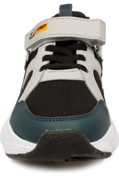 Jump 24922 F Siyah Çocuk Spor Ayakkabı