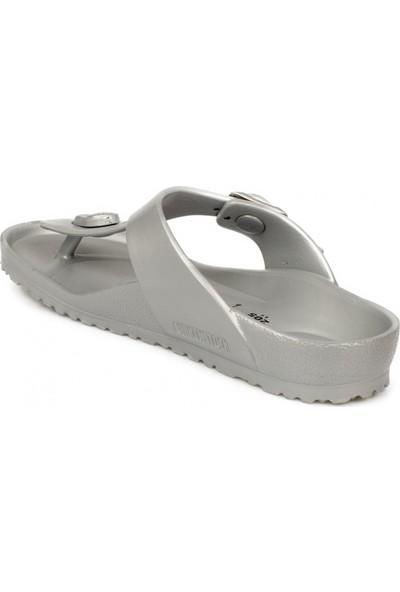 Birkenstock Gizeh Eva Parmak Arası Gri Çocuk Sandalet