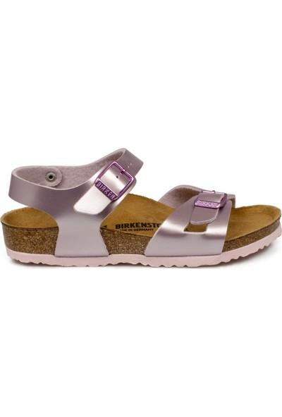Birkenstock Rio Kids Lila Çocuk Sandalet