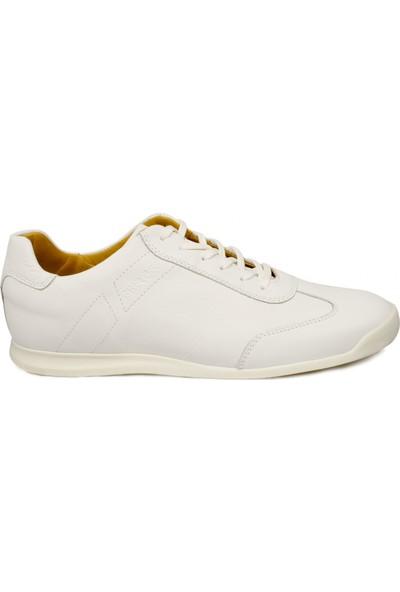 Greyder 13222 Memory Foam Casual Beyaz Erkek Ayakkabı