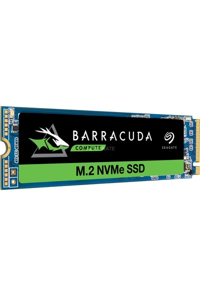 Seagate Barracuda 510 500 GB 3400MB/s - 2400MB/s NVMe SSD ZP500CM3A001