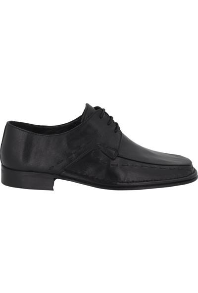 Hobby Siyah Kösele Erkek Ayakkabı YKT29