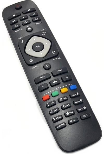 Electroon Philips 32PFL3507H/12 LED Tv Uyumlu Kumandası RM-L1125