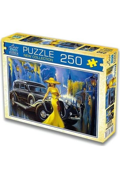 Laço Şehir Kemancısı 250 Parça Puzzle