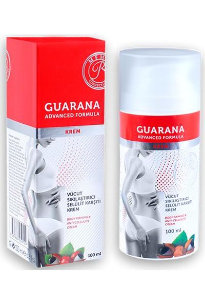 Guarana Advanced Formula Slimming And Firming Cream Geliştirilmiş Yeni Formül Unisex