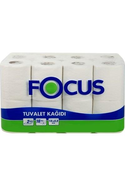 Focus Optimum Tuvalet Kağıdı 16 Rulo
