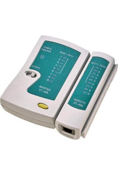 Merter Powermaster Rj 45-Rj 11 Kablo Test Aleti PM-2335
