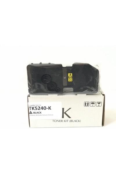 Bitoner Kyocera TK5240 Muadil Toner 4.000 Sayfa Siyah