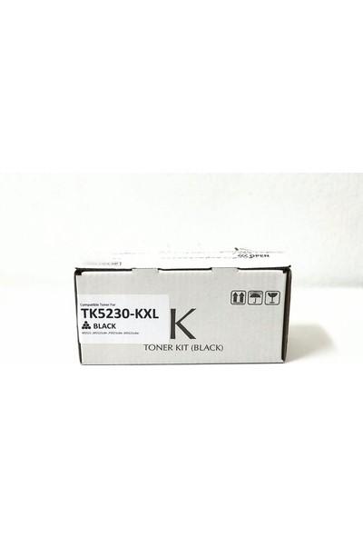 Bitoner Kyocera TK5230 Yüksek Kapasite Muadil Toner 3.900 Sayfa Siyah