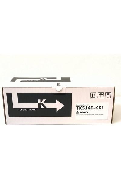 Bitoner Kyocera TK5140 Yüksek Kapasite Muadil Toner 10.500 Sayfa Siyah