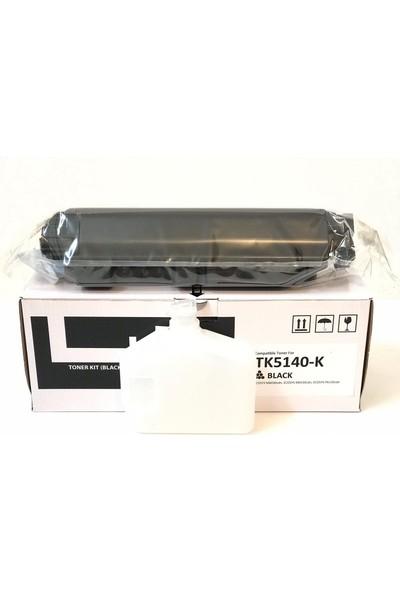 Bitoner Kyocera TK5140 Muadil Toner 7.000 Sayfa Siyah