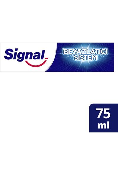 Signal Beyazlatıcı Sistem Diş Macunu 75 ML