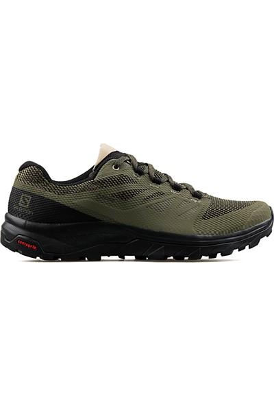 Salomon Yeşil Erkek Outdoor Ayakkabısı L40996800 Outline Gtx
