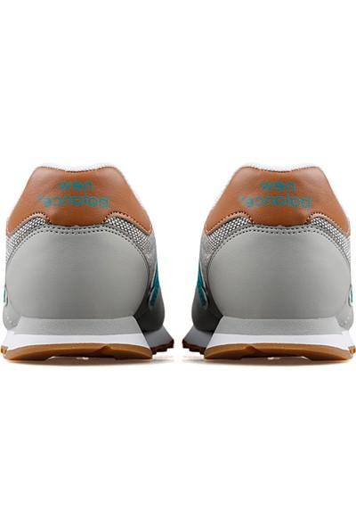 New Balance Gri Kadın Günlük Ayakkabı GW500BCB Gw500Bcb