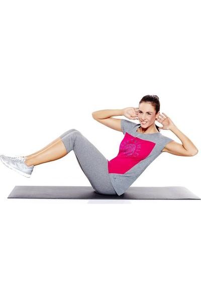 Domyos Kamp Minderi 140X50CM Fitness Matı Pilates Minderi 6,5mm Spor Mat Meridyendukkan