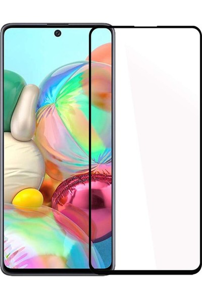 Enes Gsm Samsung Galaxy A71 5d Temperli Ekran Koruyucu