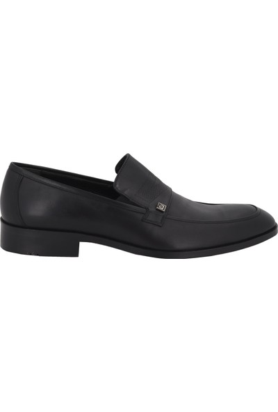 Hobby Siyah Kösele Erkek Ayakkabı SK001