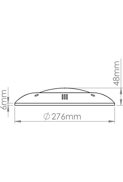 Tenda Sıva Üstü Ledli Havuz Lambası 30 W Beyaz