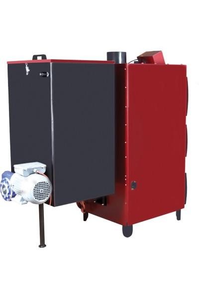Thermall T-150 Doyk Dilimli Otomatik Yüklemeli Kalorifer Kazanı 150.000 Kcal/h