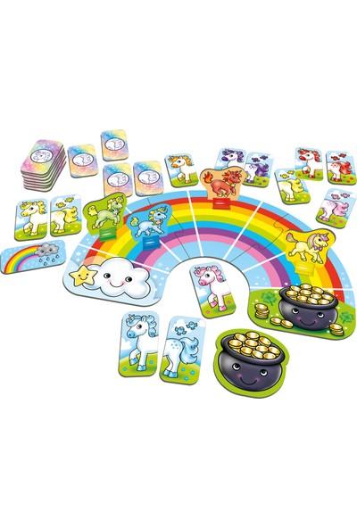 Orchard Toys Rainbow Unicorns Kutu Oyunu