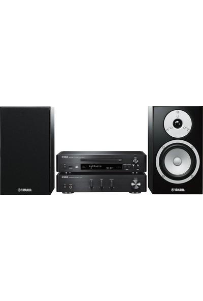 Yamaha Mcr N 670D Bluetooth Wifi Musiccast Müzik Seti Black