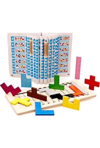 Mofy Baby Katamino Zeka Geliştirici Eğitici Oyun