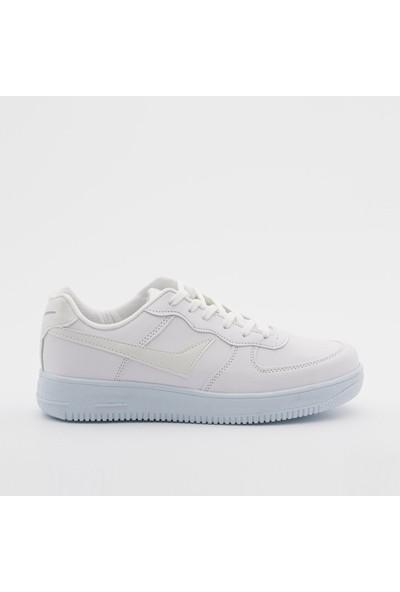 Lambirlent Depodan Beyaz Erkek Spor Ayakkabı